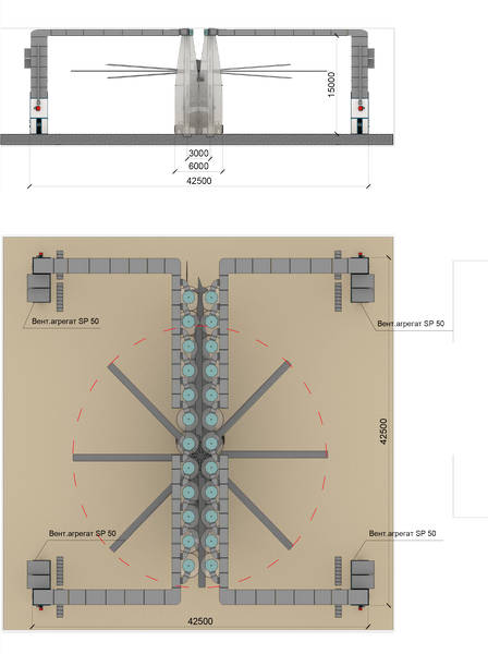 открытые зоны окраски для авиации